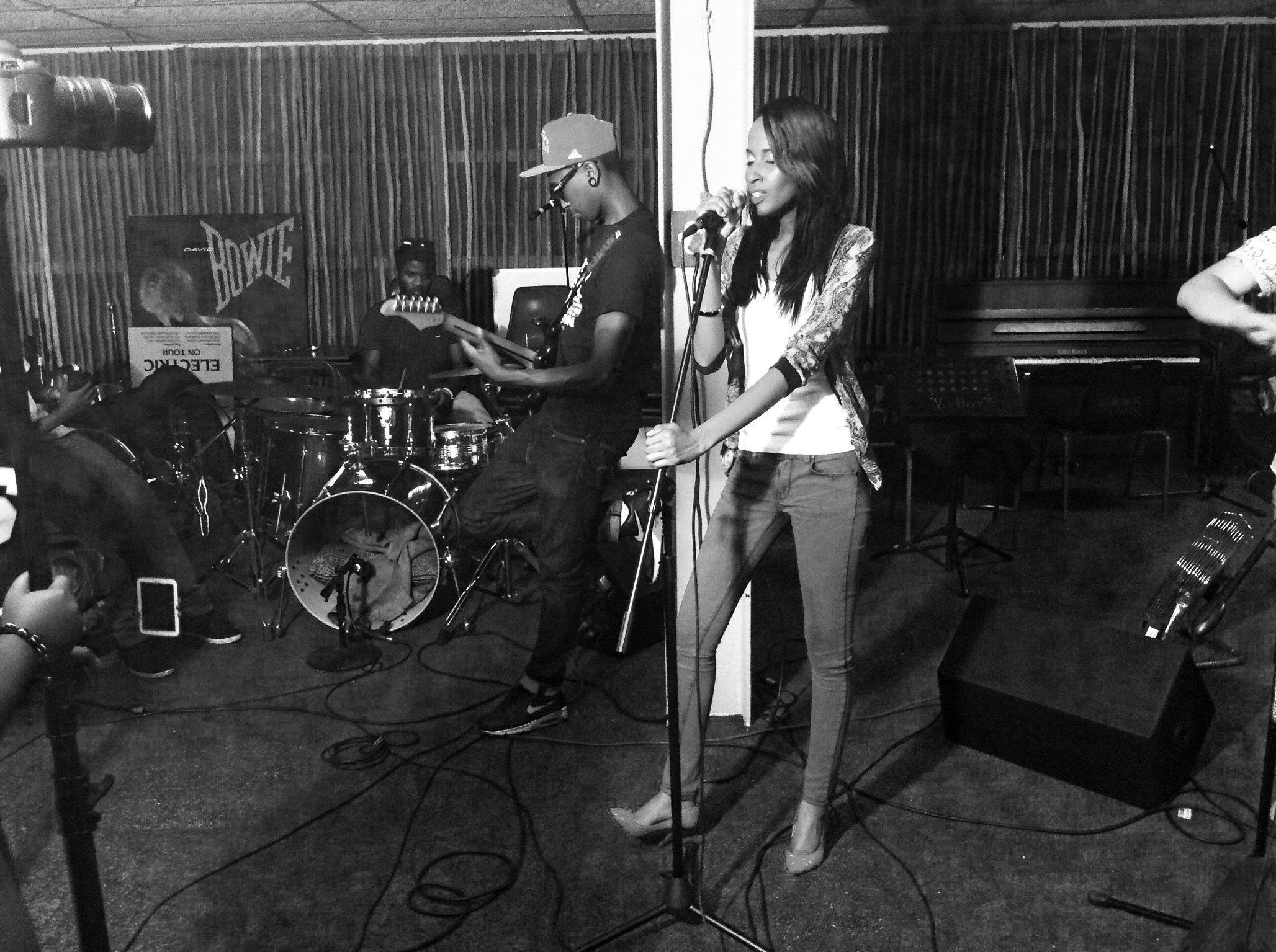 Rehearsal Recording 1