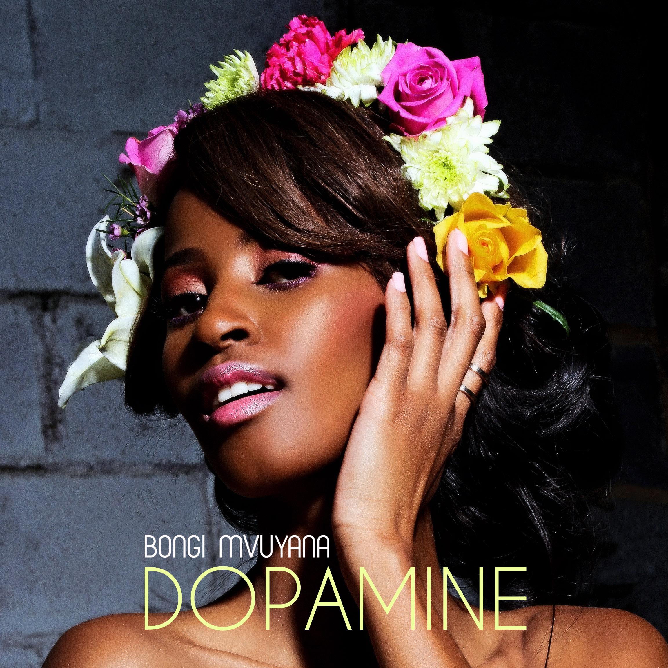 Bongi Mvuyana - Dopamine - Album Cover